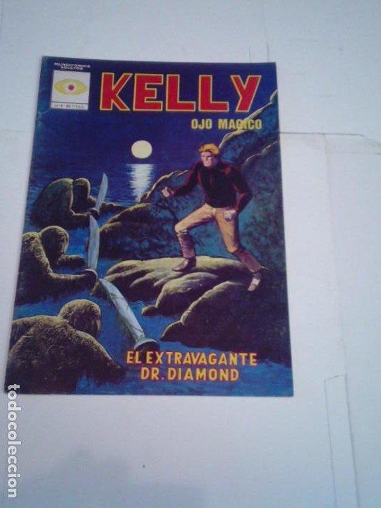 KELLY OJO MAGICO - NUMERO 4 - MUNDICOMICS - VERTICE - MUY BUEN ESTADO - CJ 112 - GORBAUD (Tebeos y Comics - Vértice - Surco / Mundi-Comic)