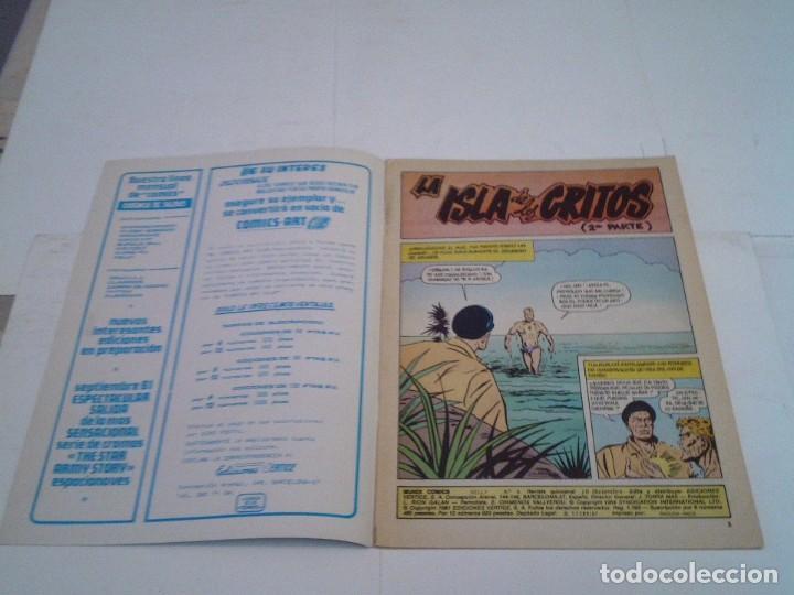 Cómics: KELLY OJO MAGICO - NUMERO 4 - MUNDICOMICS - VERTICE - MUY BUEN ESTADO - CJ 112 - GORBAUD - Foto 2 - 218723080