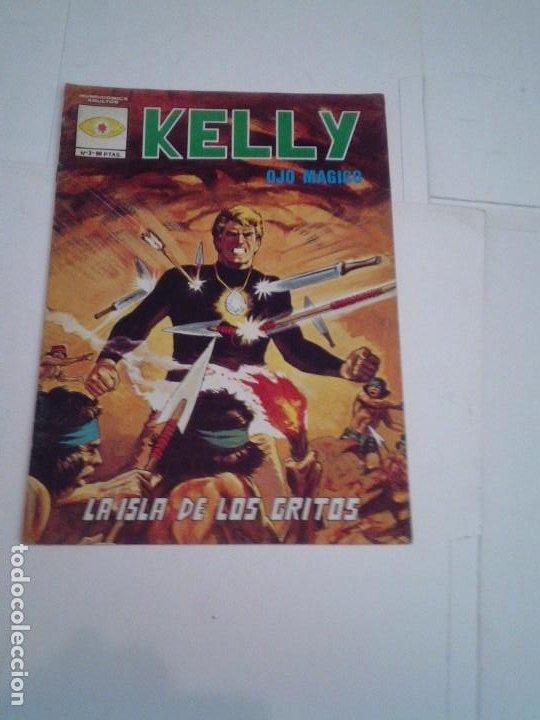 KELLY OJO MAGICO - NUMERO 3 - MUNDICOMICS - VERTICE - BUEN ESTADO - CJ 112 - GORBAUD (Tebeos y Comics - Vértice - Surco / Mundi-Comic)