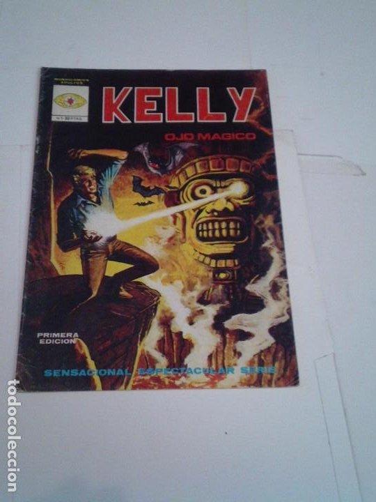 KELLY OJO MAGICO - NUMERO 1 - MUNDICOMICS - VERTICE - BUEN ESTADO - CJ 112 - GORBAUD (Tebeos y Comics - Vértice - Surco / Mundi-Comic)