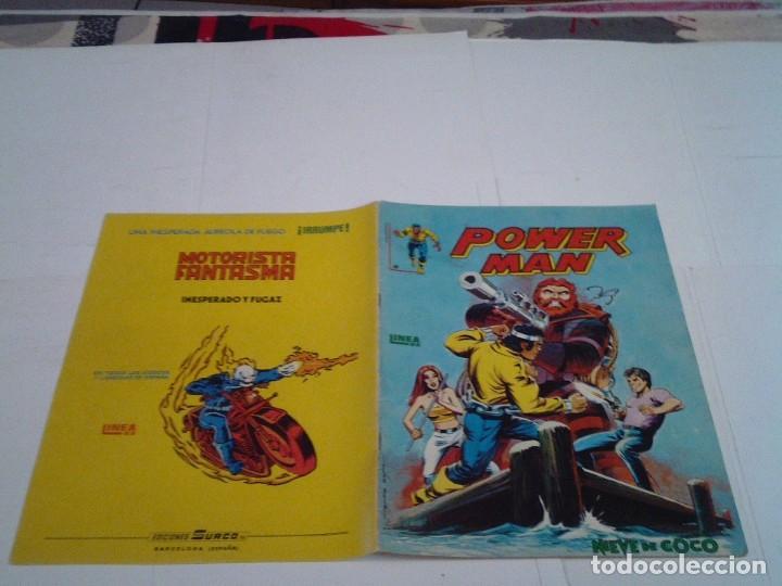Cómics: POWER MAN - NUMERO 2 - LINEA 83 - SURCO - VERTICE - MUY BUEN ESTADO - CJ 119 - GORBAUD - Foto 5 - 218723796