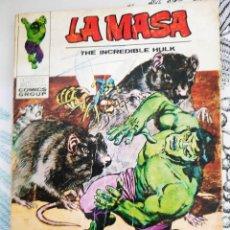 Cómics: LA MASA HULK V1 N.º 26 UN INFIERNO PARA LA MASA VERTICE TACO. Lote 218748396