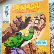 Cómics: LA MASA HULK V1 N.º 21 EL MONSTRUO Y EL LOCO VERTICE TACO. Lote 218748660