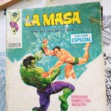 Cómics: LA MASA HULK V1 N.º 8 A MUERTE LOS INHUMANOS VERTICE TACO. Lote 218748893