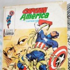 Cómics: CAPITAN AMERICA V1 N.º 30 PUNTO CRUCIAL VERTICE TACO. Lote 218749165