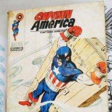 Cómics: CAPITAN AMERICA V1 N.º 34 VUELVA EL POLVO AL POLVO VERTICE TACO. Lote 218749203