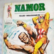 Cómics: NAMOR V1 N.º 26 EL SAMURAI ATOMICO VERTICE TACO. Lote 218749287