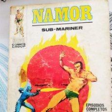 Cómics: NAMOR V1 N.º 22 EL FUEGO DE LOS CIELOS VERTICE TACO. Lote 218749320