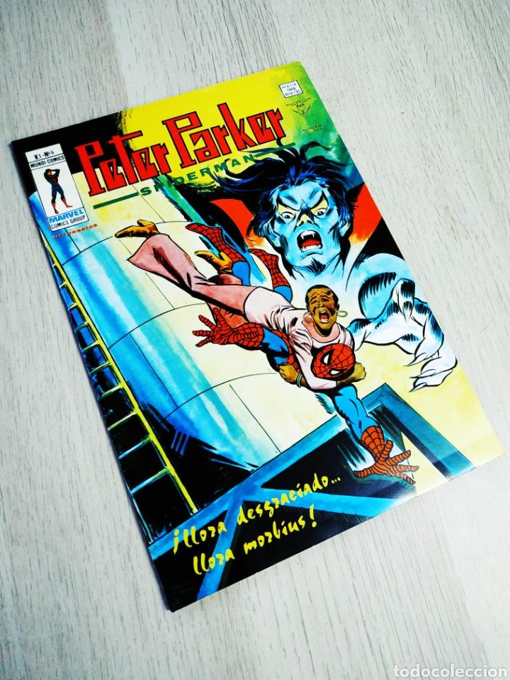 EXCELENTE ESTADO PETER PARKER 4 MUNDI COMICS VERTICE (Tebeos y Comics - Vértice - Otros)