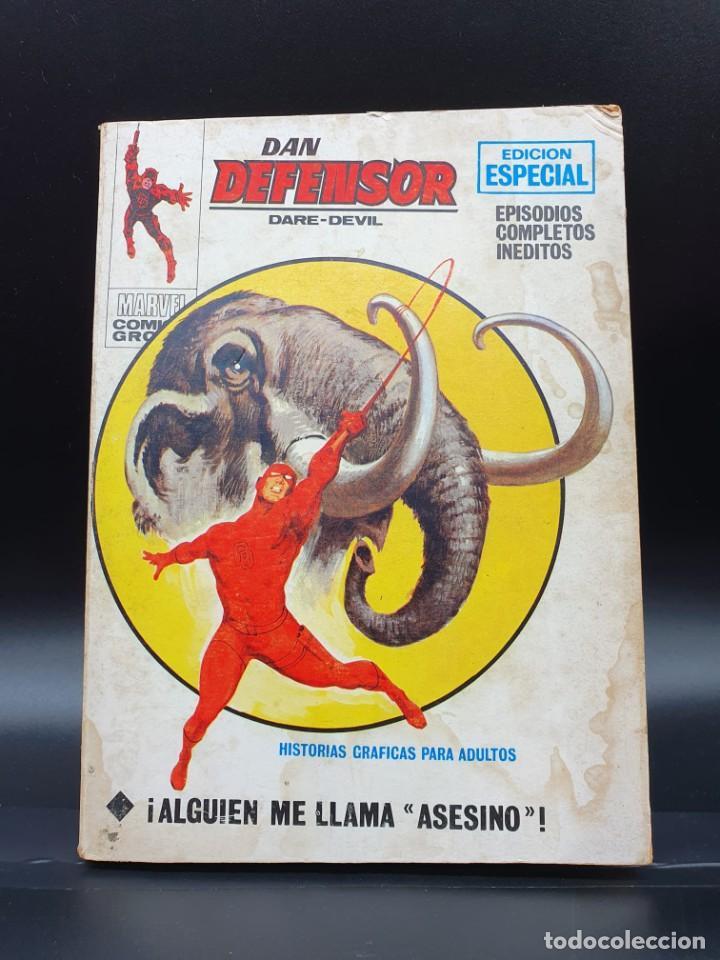 Cómics: comics Dan Defender Marvel. Alguien me llama asesino. Edicion especial - Foto 4 - 218767485