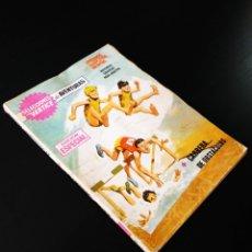 Cómics: SELECCIÓNES VERTICE 10 HASTA LA PAGINA 42 SON FOTOCOPIAS CON PAPEL ENVEJECIDO TACO VERTICE. Lote 218772511