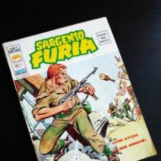 Cómics: MUY BUEN ESTADO SARGENTO FURIA 6 VOL II MUNDI COMICS VERTICE. Lote 218777747