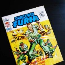 Cómics: MUY BUEN ESTADO SARGENTO FURIA 7 VOL II MUNDI COMICS VERTICE. Lote 218778328