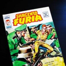 Cómics: BASTANTE NUEVO SARGENTO FURIA 6 VOL II MUNDI COMICS VERTICE. Lote 218778903