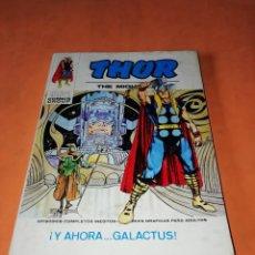 Cómics: THOR. VOLUMEN 1 Nº 26 Y AHORA ... GALACTUS. VERTICE TACO. Lote 218781270