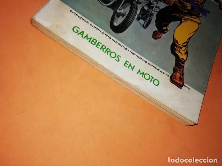 Cómics: METEORO. VOLUMEN 1. Nº 7. GAMBERROS EN MOTO. VERTICE TACO. - Foto 4 - 218782011