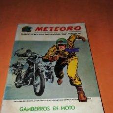 Cómics: METEORO. VOLUMEN 1. Nº 7. GAMBERROS EN MOTO. VERTICE TACO.. Lote 218782011