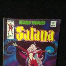 Cómics: RELATOS SALVAJES NUM 44 - SATANA - 1977 - VERTICE. Lote 218909018