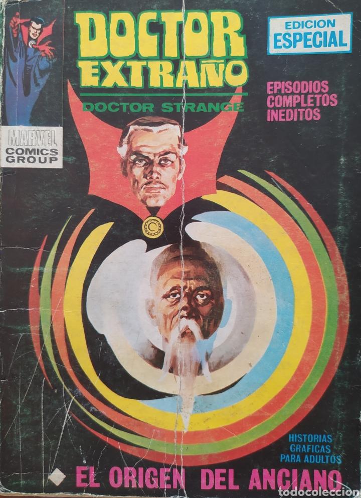 TACO - EL DOCTOR EXTRAÑO N° 6 - EL ORIGEN DEL ANCIANO - EDICIONES VERTICE. (Tebeos y Comics - Vértice - V.1)