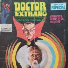 Cómics: TACO - EL DOCTOR EXTRAÑO N° 6 - EL ORIGEN DEL ANCIANO - EDICIONES VERTICE.. Lote 218964930