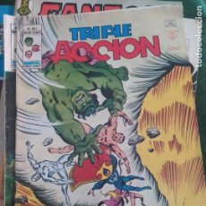 Cómics: TRIPLE ACCIONS VOL 1 N 2 VERTICE. Lote 218985546