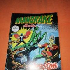 Cómics: MANDRAKE. MERLIN EL MAGO. Nº 3 COMICS ART. VERTICE 1980. Lote 219049950