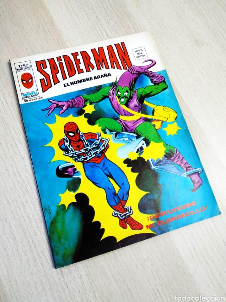 CASI EXCELENTE ESTADO SPIDERMAN 14 VOL III VERTICE (Tebeos y Comics - Vértice - Otros)