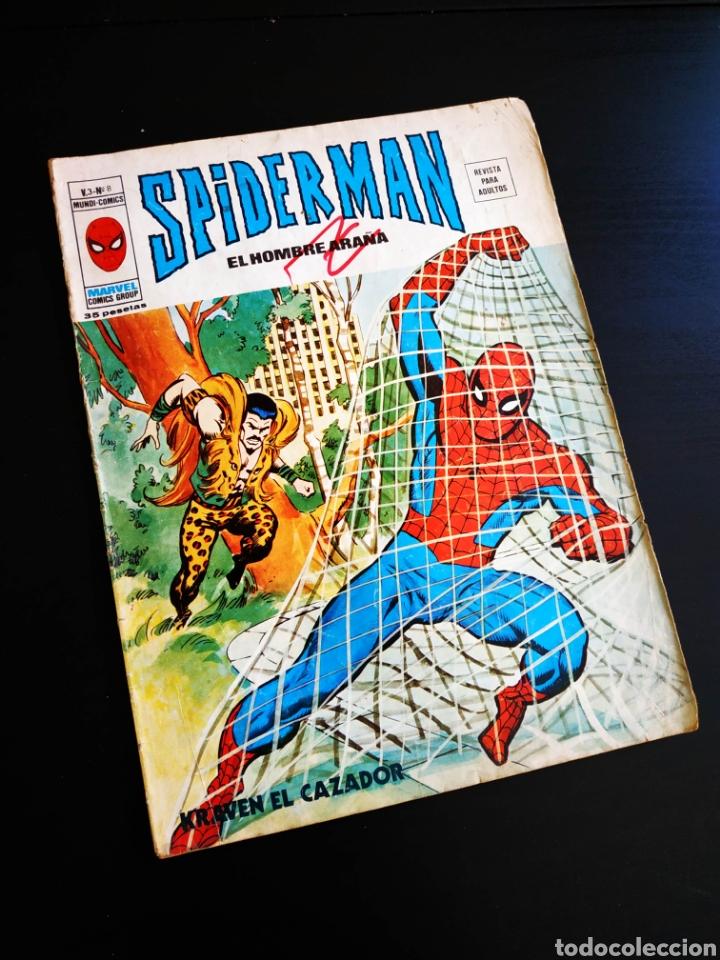 SPIDERMAN 8 NORMAL ESTADO VOL III VERTICE (Tebeos y Comics - Vértice - Otros)