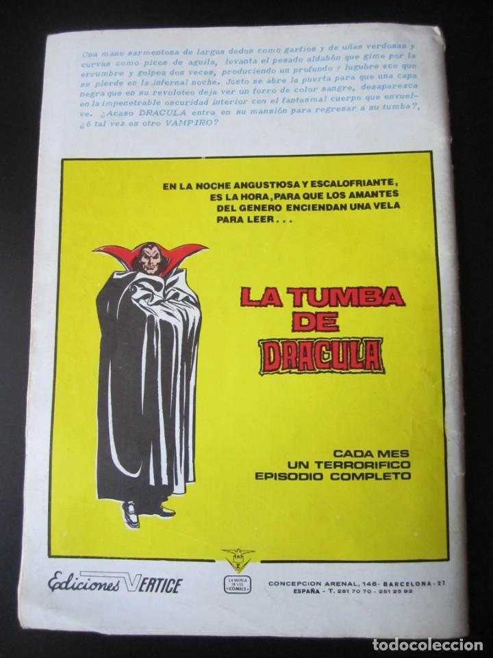 Cómics: SUPER HEROES (1974, VERTICE) 120 · III-1980 · LA COSA Y DEATHLOK. ¡LA GUERRA INTERIOR! - Foto 2 - 219156615