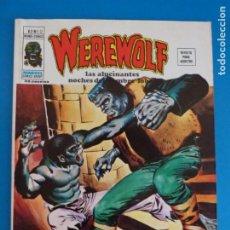 Cómics: COMIC DE WEREWOLF HOMBRE LOBO PRISIONEROS DE LA CARNE AÑO 1975 Nº 10 DE VERTICE LOTE 14 B. Lote 219166108