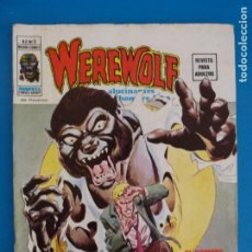 Cómics: COMIC DE WEREWOLF HOMBRE LOBO VAMPIROS EN LA LUNA AÑO 1975 Nº 2 DE VERTICE LOTE 14 B. Lote 219169680