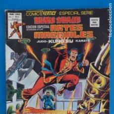 Cómics: COMIC DE RELATOS SALVAJES ESCALERA DA LA RABIA AÑO 1979 Nº 51 DE VERTICE LOTE 21 E. Lote 219170455