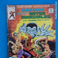 Cómics: COMIC DE RELATOS SALVAJES LA FORTALEZA DE S´AH AÑO 1979 Nº 45 DE VERTICE LOTE 21 E. Lote 219171137