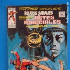 Cómics: COMIC DE RELATOS SALVAJES FUEGOS DE RENACIMIENTO AÑO 1979 Nº 43 DE VERTICE LOTE 21 E. Lote 219171497
