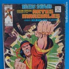 Cómics: COMIC DE RELATOS SALVAJES MASCARA DE MUERTE AÑO 1975 Nº 32 DE VERTICE LOTE 21 E. Lote 219172165