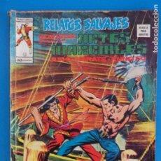 Cómics: COMIC DE RELATOS SALVAJES SIN PIEDAD AÑO 1976 Nº 16 DE VERTICE LOTE 21 E. Lote 219173731