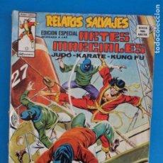 Cómics: COMIC DE RELATOS SALVAJES ASALTO EN UN MAR FURIOSO AÑO 1976 Nº 12 DE VERTICE LOTE 21 E. Lote 219174287
