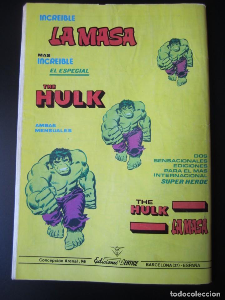 Cómics: SUPER HEROES (1974, VERTICE) 128 · 1976 · EL MOTORISTA FANTASMA. EL FIN DE UN CAMPEON - Foto 2 - 219213796