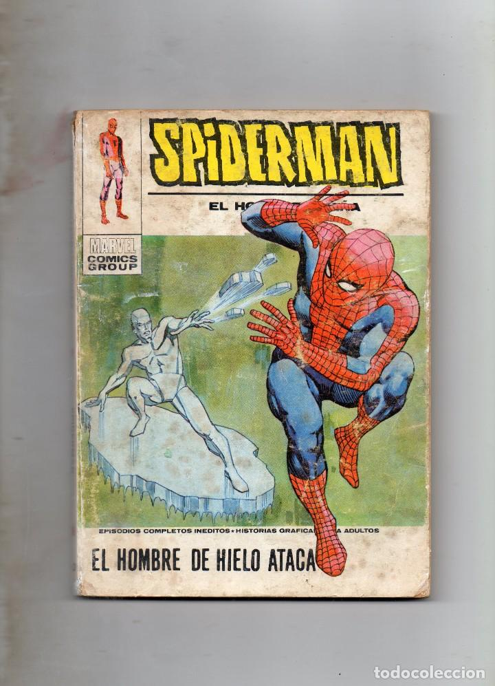 COMIC VERTICE 1973 SPIDERMAN VOL1 Nº 40 (USADO) (Tebeos y Comics - Vértice - V.1)
