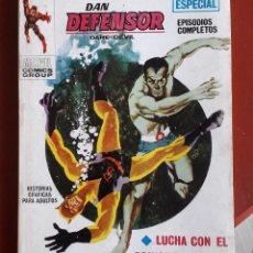 Cómics: COMIC VERTICE DAN DEFENSOR Nº 4 LUCHA CON EL PRINCIPE DEL MAR. Lote 219298177