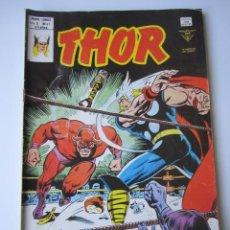 Cómics: THOR (1974, VERTICE) 47 · II-1980 · CIRCULO ALREDEDOR DEL TORO ROJO. Lote 219414662