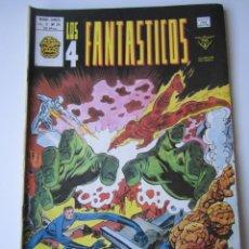 Cómics: 4 FANTASTICOS, LOS (1977, VERTICE) -V.3- 28 · V-1980 · LA SORPRENDENTE SAGA DE ESTELA PLATEADA. Lote 219417137
