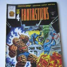Cómics: 4 FANTASTICOS, LOS (1977, VERTICE) -V.3- 29 · VII-1980 · ATRAPADOS EN WAKANDA. Lote 219420348