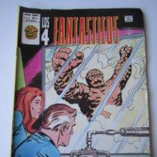 Cómics: 4 FANTASTICOS, LOS (1977, VERTICE) -V.3- 24 · X-1979 · MATARTE PARA SALVARTE. Lote 219420662