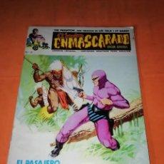 Cómics: EL HOMBRE ENMASCARADO. Nº 2. EL PASAJERO MISTERIOSO. VERTICE 1974. Lote 219422418