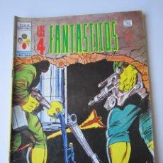 Cómics: 4 FANTASTICOS, LOS (1977, VERTICE) -V.3- 20 · V-1979 · LOS 4 TEMIBLES. Lote 219423651