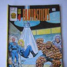 Cómics: 4 FANTASTICOS, LOS (1977, VERTICE) -V.3- 23 · IX-1979 · TRAICION. Lote 219425511