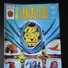 Cómics: 4 FANTASTICOS, LOS (1977, VERTICE) -V.3- 22 · VII-1979 · LA BATALLA DEL EDIFICIO BAXTER. Lote 219426868