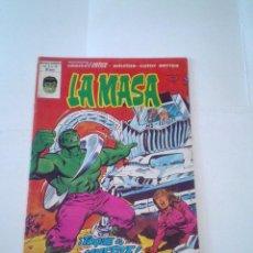 Cómics: LA MASA - VOLUMEN 3 - NUMERO 42 - VERTICE - MUY BUEN ESTADO - CJ 107 - GORBAUD. Lote 219432033
