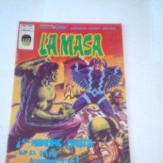Cómics: LA MASA - VOLUMEN 3 - NUMERO 37 - VERTICE - MUY BUEN ESTADO - CJ 107 - GORBAUD. Lote 219432346